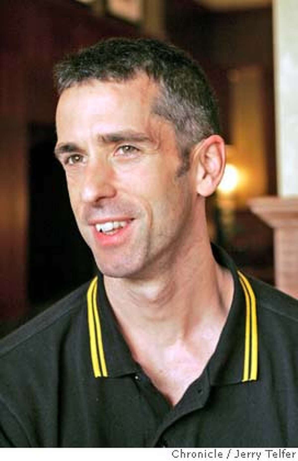 savage11_057_jlt.jpg Author Dan Savage has written a new book - this one about same-sex marriage. Photo by JERRY TELFER / The Chronicle