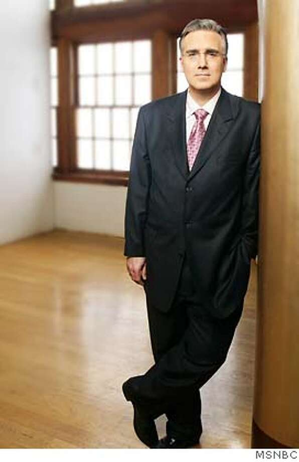 COUNTDOWN WITH KEITH OLBERMANN -- Evening Programming -- Pictured: Keith Olbermann, Host -- MSNBC Photo Photo: MSNBC Photo