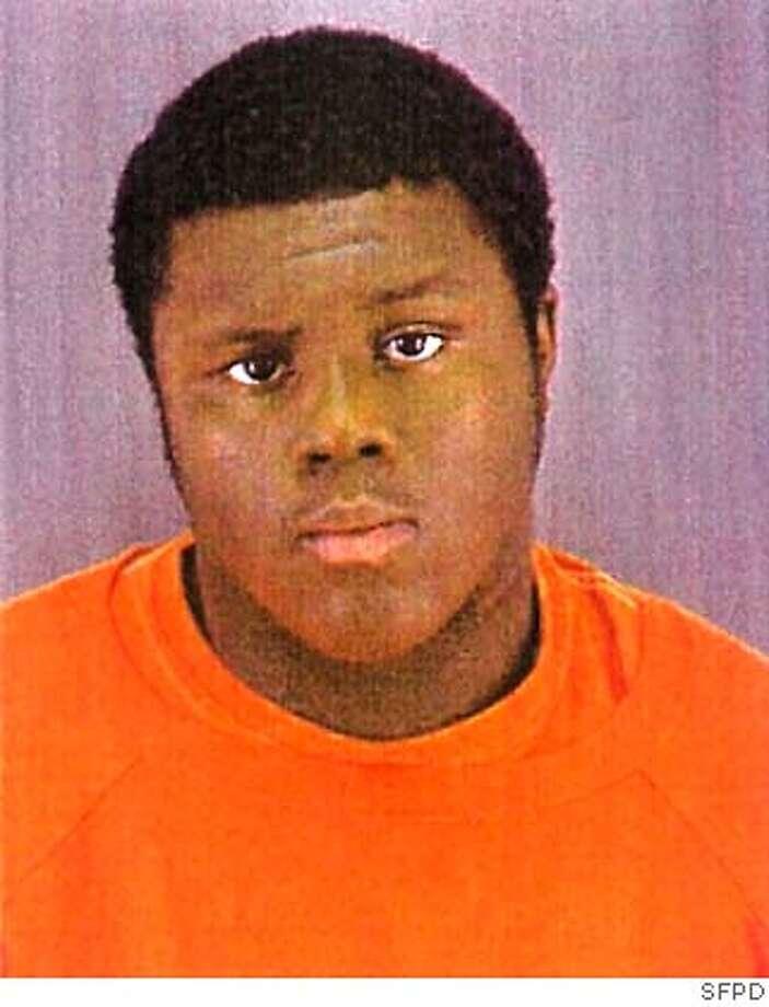 Murder suspect David Hill.