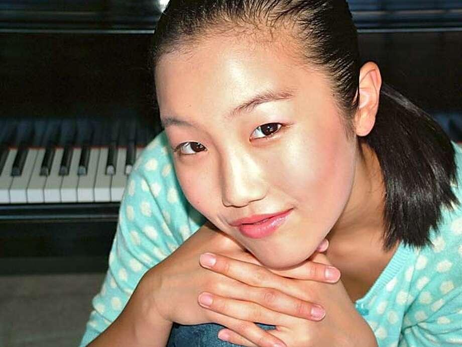 CALIF20 Pianist Chloe Pang. Handout Photo: Ho