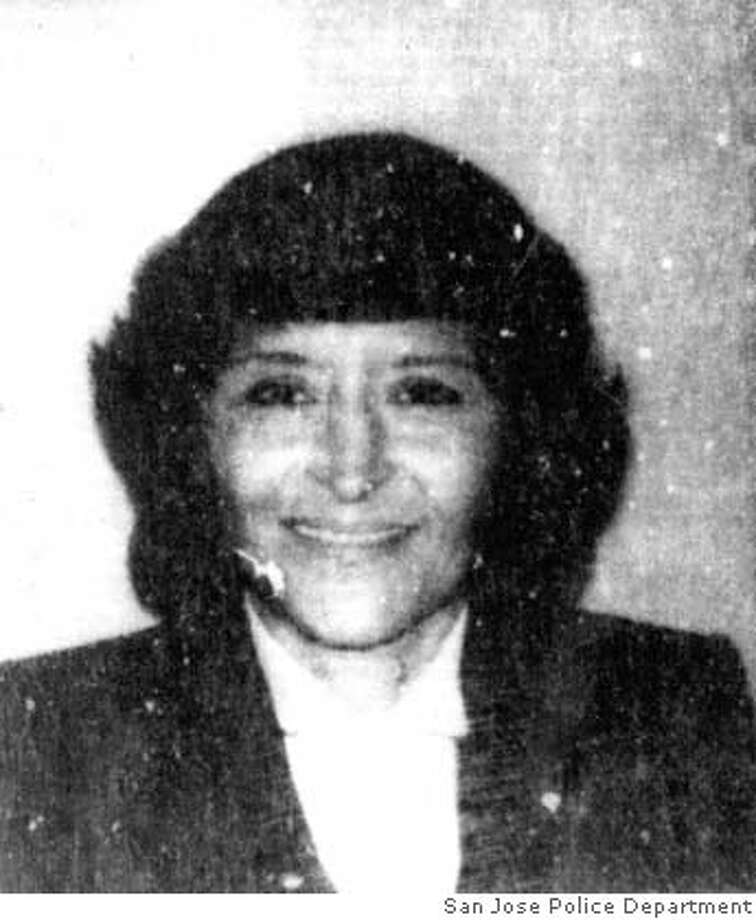 On June 1, 1989, a road crew discovered the partially-clothed body of Nestora McCune on Highway 101 at Brokaw Road in San Jose. She had been strangled and sexually assaulted. A suspect in the case has been identified as Luis Perez, who is also linked to an unsolved San Francisco homicide/sexual assault investigation. He is currently serving time at Mule Creek State Prison.  Courtesy San Jose Police Department Photo: Courtesy San Jose Police Departm