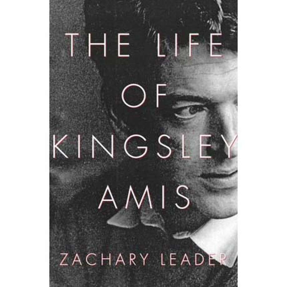 """The Life of Kingsley Amis"" by Zachary Leader"