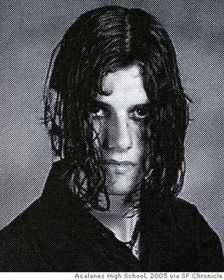 Scott Dyleski is seen in a year book photograph in 2005. Acalanes High School on 10/20/05 in Lafayette, Calif. where murder suspect Scott Dyleski attended school as late as last year. Contra Costa Co. authorities confirmed the arrest of Dyleski in connection with the murder of Pamela Vitale, wife of defense attorney Daniel Horowitz.  HANDOUT PHOTO. Photo: PAUL CHINN