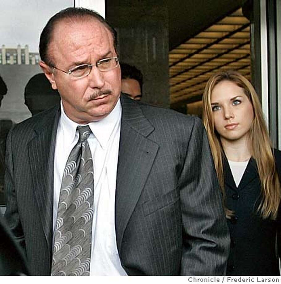 BALCO_0016_fl.jpg Victor Conti was sentence today10/18/05 San Francisco CA Frederic Larson The San Francisco Chronicle Photo: Frederic Larson