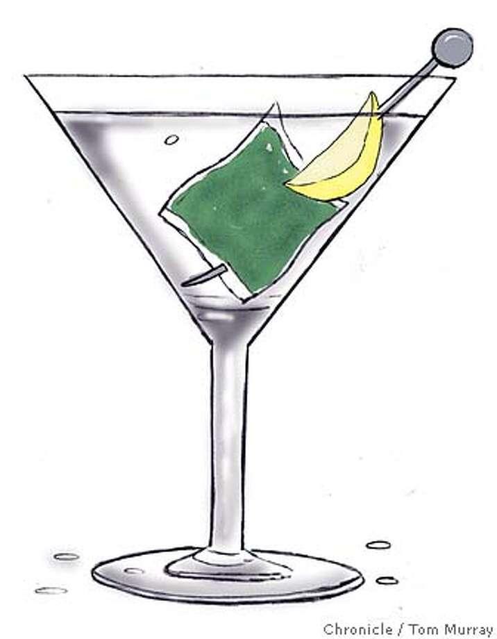 martini Photo: Tom Murray