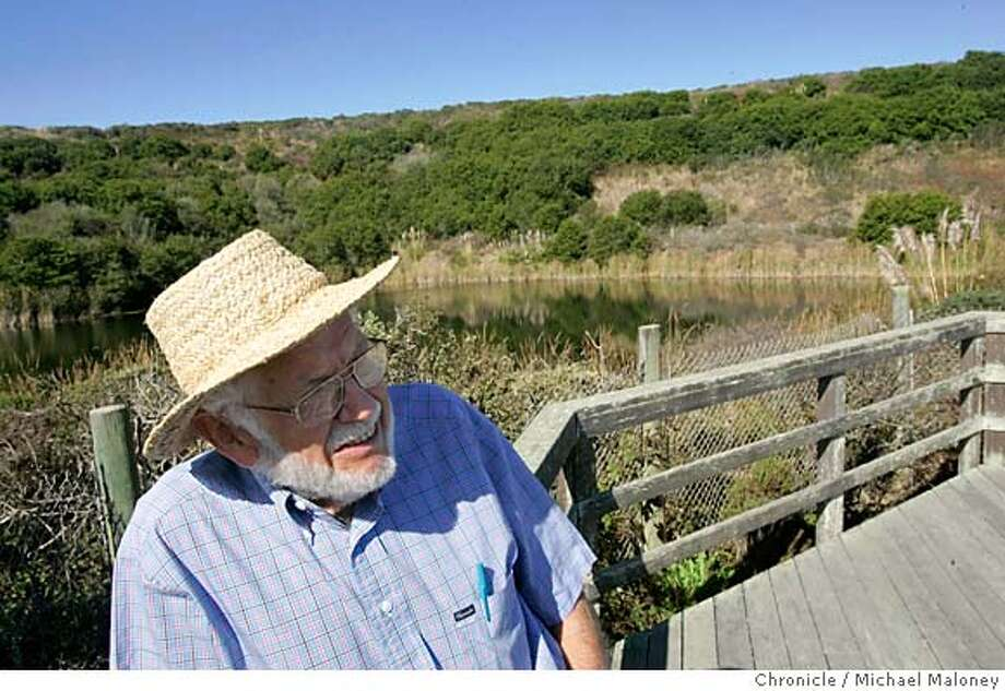 Bill Kortum, a longtime Sonoma County environmental activist, died early Saturday in Petaluma after battling prostate cancer for more than three years. He was 87. Photo: Michael Maloney