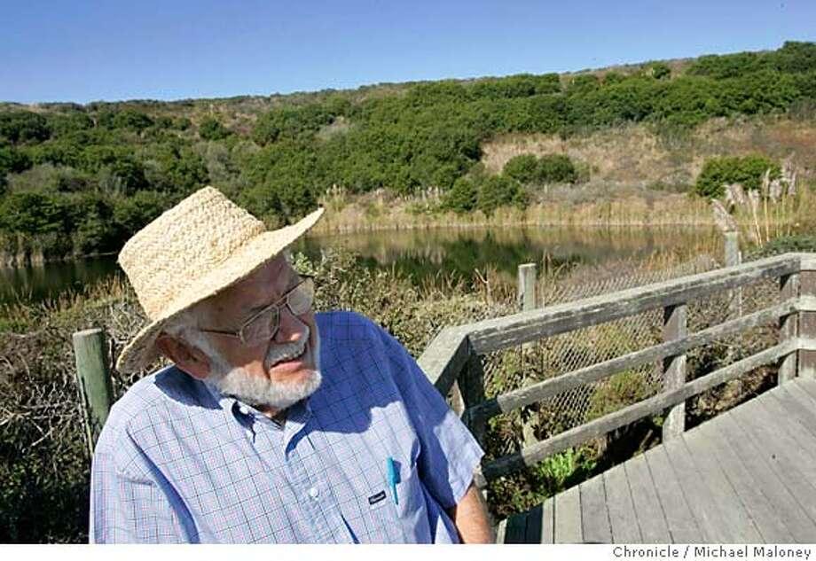 Bill Kortum, Sonoma environmentalist, dies at 87