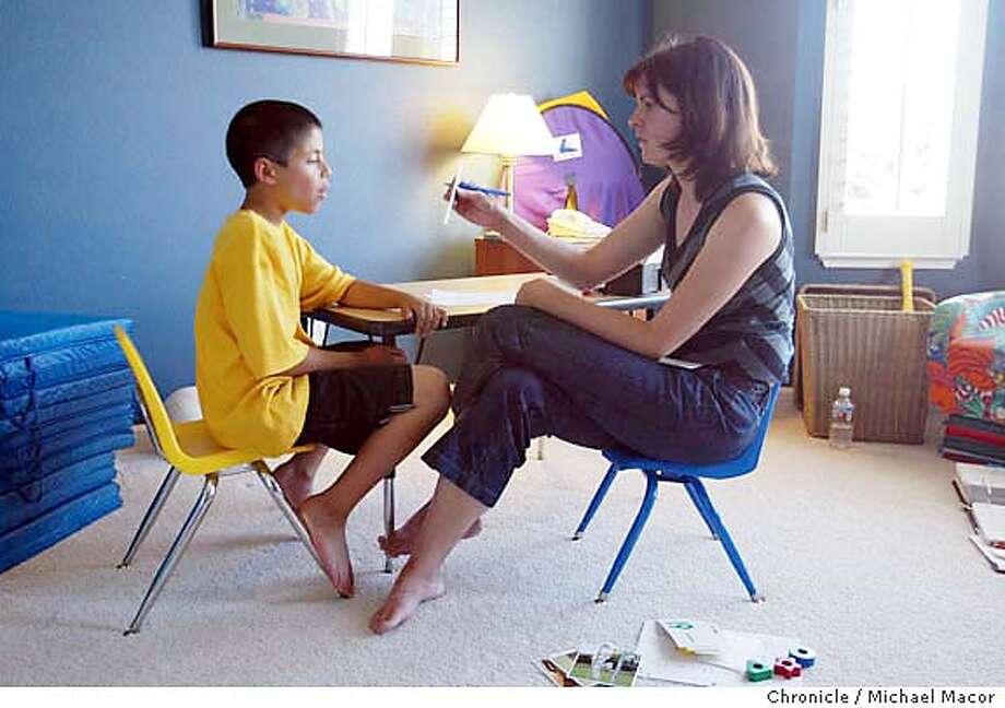 07/20/03   Color   Advance   FULL   EX   Living   RICO 8434   autism193 Photo: MICHAEL MACOR