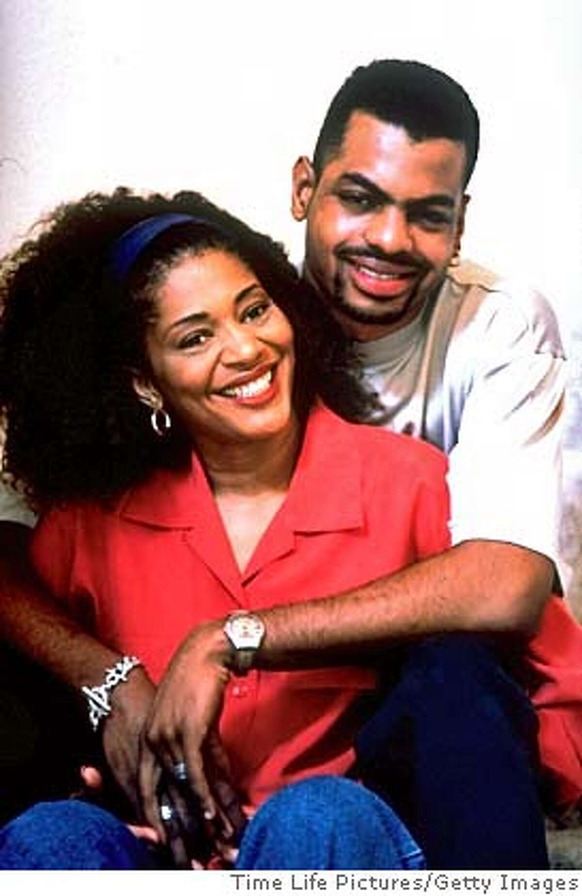 Caption for M&R story 6/26/05: Author Terry McMillan and husband Jonathan Plummer in happier times. Original caption from 1996: Author Terry McMillan, 44, cuddling with her 21-yr-old live-in lover, college student Jonatahan Plummer. (Photo by John Storey//Time Life Pictures/Getty Images) Ran on: 06-26-2005 Terry McMillan was 44 and Jonathan Plummer 21 in 1996. He says he didnt know he was gay when he met her in 1995. Ran on: 06-26-2005 Ran on: 06-26-2005 Ran on: 06-26-2005 Ran on: 06-26-2005 Ran on: 06-26-2005