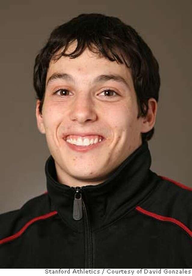 David Sender. Courtesy of David Gonzales / Stanford Athletics Photo: David Gonzales