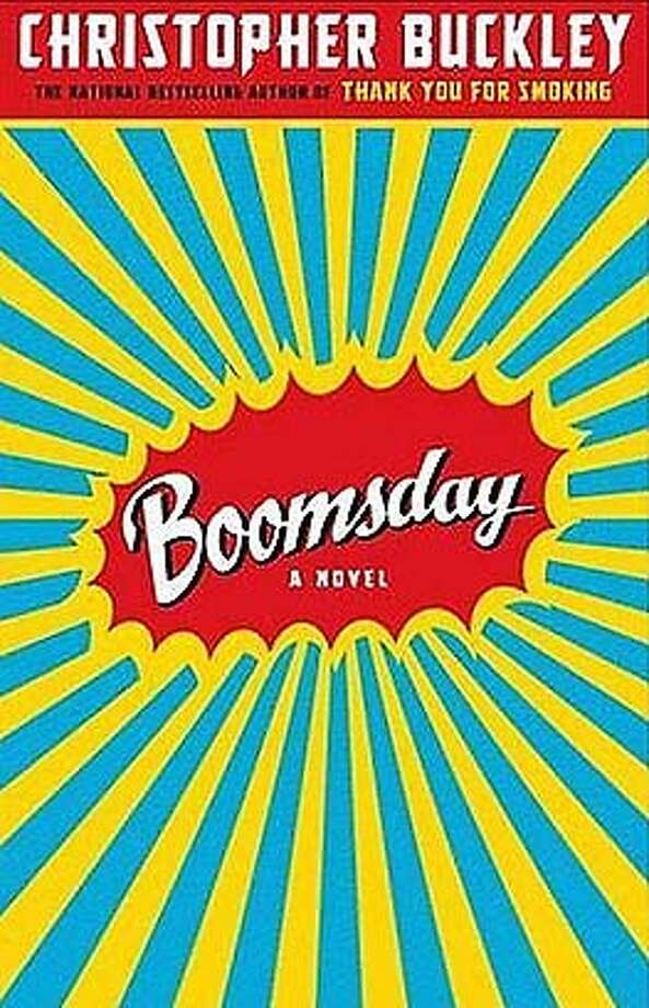 Boomsday (Hardcover) by Christopher Buckley (Author) Photo: Ho