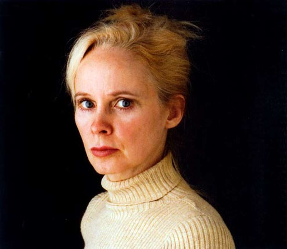 Mary Gaitskill. Photo by Joe Gaffney