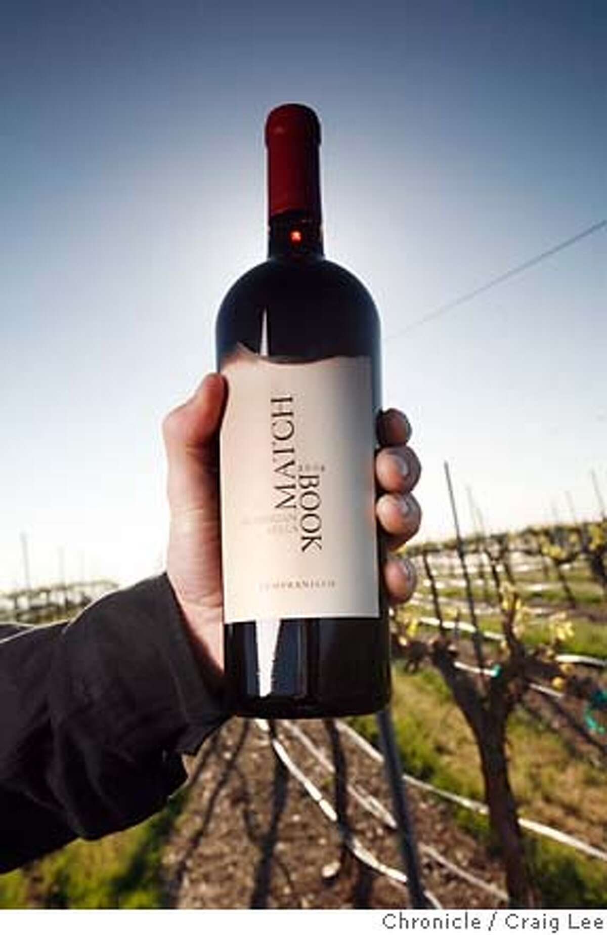 YOLO13_328_cl.JPG Photo for a story on wineries in Yolo county. This is Crew Wine Company. Photo of their bottle of 2004 Match Book Tempranillo Dunningan Hills. Event on 3/28/07 in Zamora. photo by Craig Lee / The Chronicle Ran on: 04-08-2007 Ran on: 04-11-2007 Ran on: 04-13-2007 John and Lane Giguiere, above, stand in the Dunnigan Hills vineyard that produces the grapes for their Match Book wines, far left. At left, Warren Bogle (left), his mother, Patty, and sister Jody stand in front of Bogle Vineyards near Clarksburg. Ran on: 04-13-2007 John and Lane Giguiere, above, stand in the Dunnigan Hills vineyard that produces the grapes for their Match Book wines, far left. At left, Warren Bogle (left), his mother, Patty, and sister Jody stand in front of Bogle Vineyards near Clarksburg.