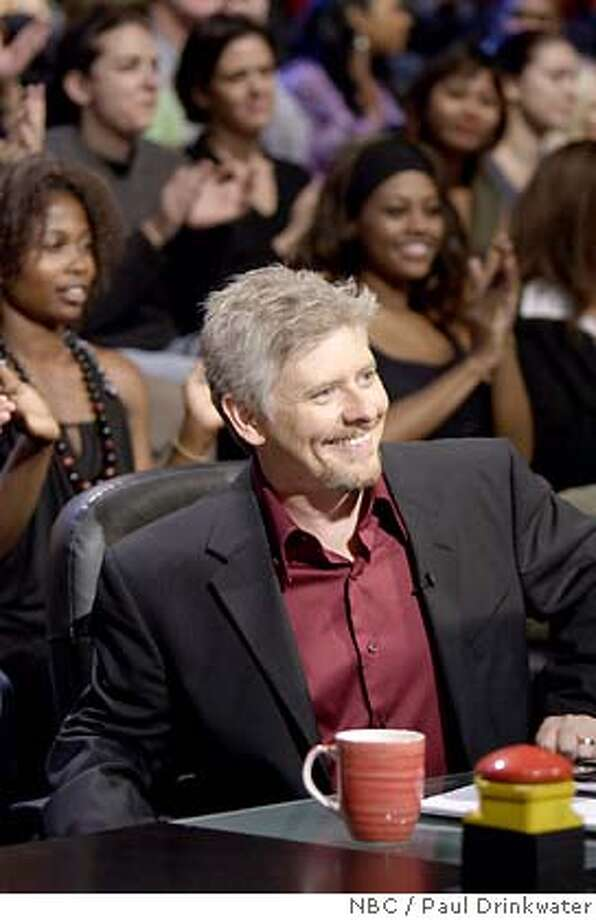 "caption dave foley thank  THANK GOD YOU'RE HERE -- ""Pilot"" -- Pictured: Dave Foley -- NBC Photo: Paul Drinkwater  THANK GOD YOU'RE HERE -- ""Pilot"" -- Pictured: Dave Foley -- NBC Photo: Paul Drinkwater  Ran on: 04-09-2007  Dave Foley, judge for &quo;Thank God You're Here!,&quo; could easily out-improv the guest stars. Photo: Ho Paul Drinkwater"