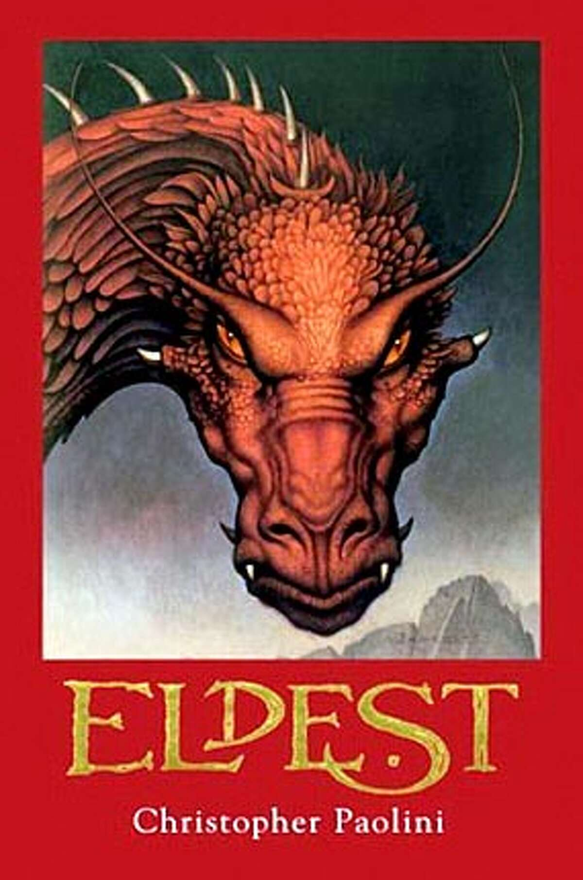 Eldest (Inheritance, Book 2) on 10/5/05 in . / HO