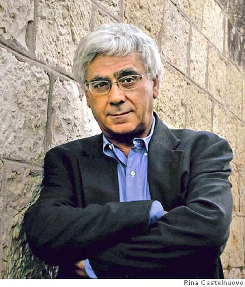 Sari Nusseibeh, author of ONCE UPON A COUNTRY: A PALESTINIAN LIFE.  Credit: Rina Castelnuovo.  FOR USE WITH BOOK REVIEW ONLY  Contact Sarita.Varma@fsgbooks.com Photo: Rina Castelnuovo