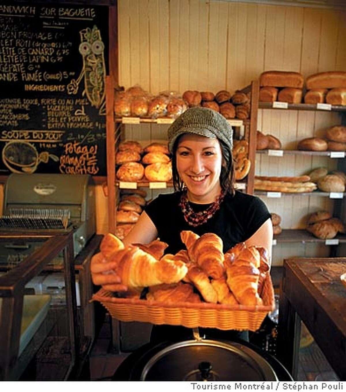 TRAVEL Mr Pinchot Bakerie - Plateau Mont-Royal