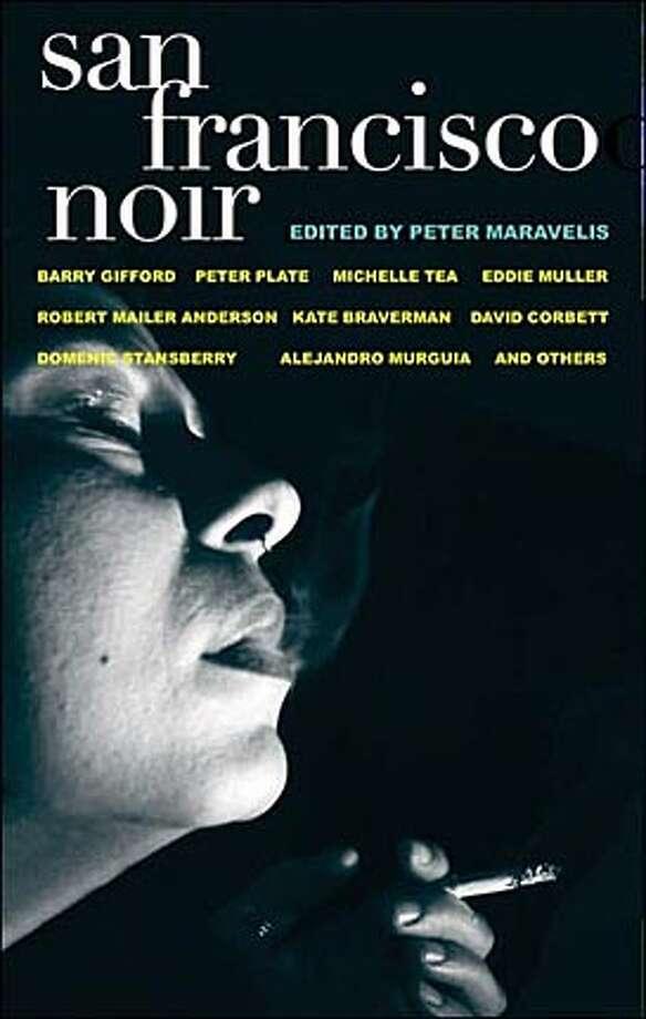 san francisco noir by peter maravelis on 10/5/05 in . / HO