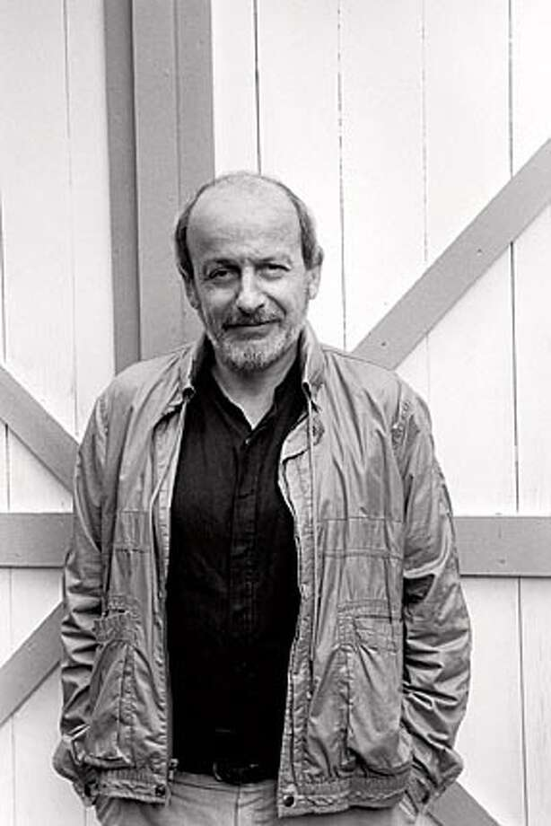 E.L. Doctorow. Photo by Nancy Crampton