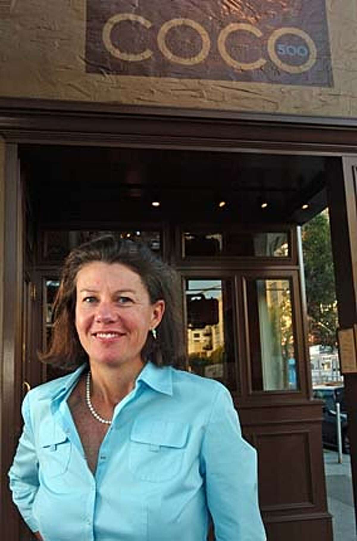 Loretta Keller of CoCo500:
