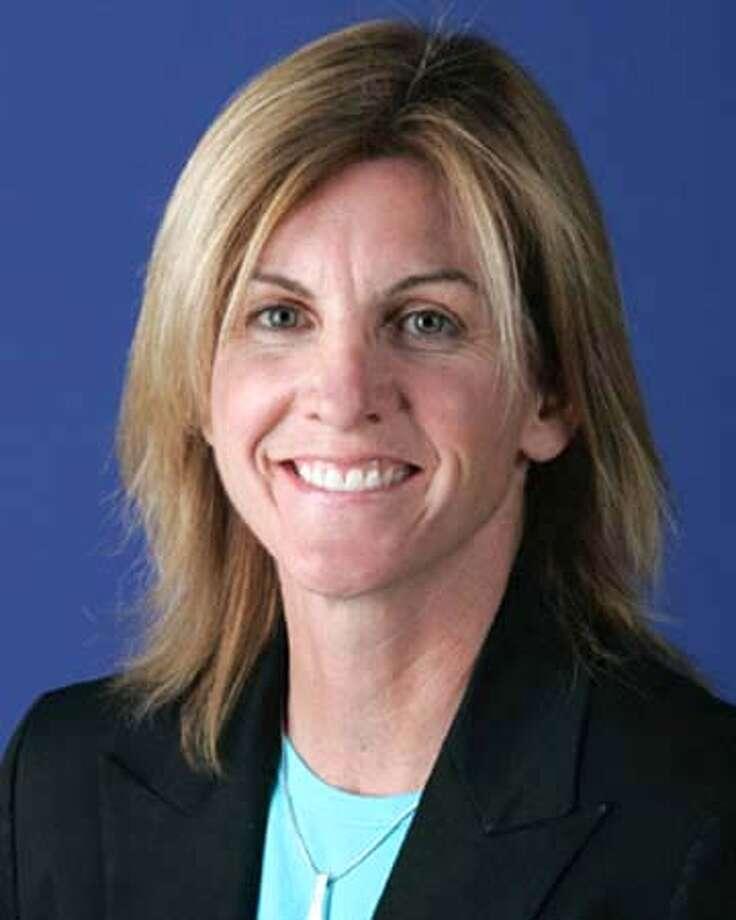 Photo of Cal women's basketball Head Coach Joanne Boyle Ran on: 01-02-2006  Clarett Ran on: 01-02-2006  Clarett Ran on: 01-02-2006  Clarett Photo: Handout