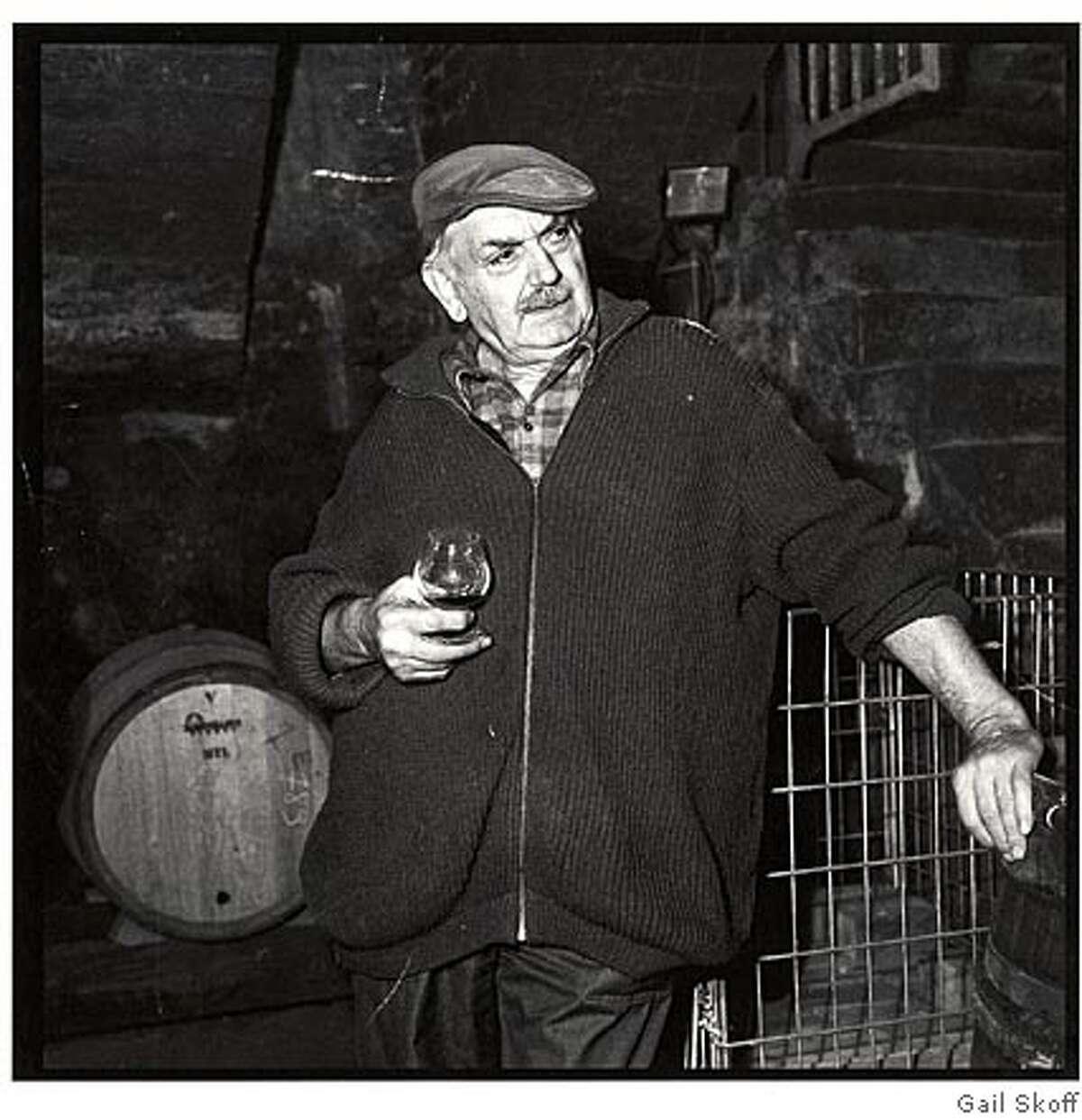 Pierre Guillemot, Savigny-les-Beauve Photo Credit: Gail Skoff