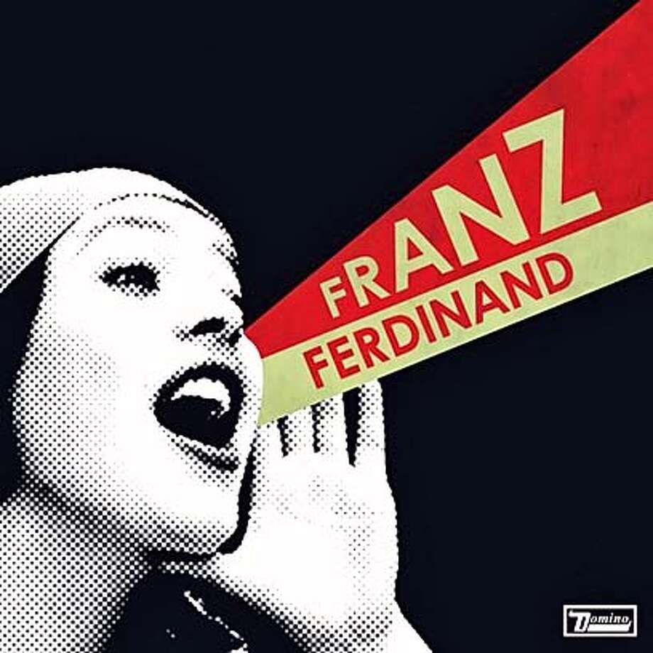 "Album cover ""You Could Have It So Much Better"" by Franz Ferdinand Ran on: 10-02-2005 Photo: No Credit"