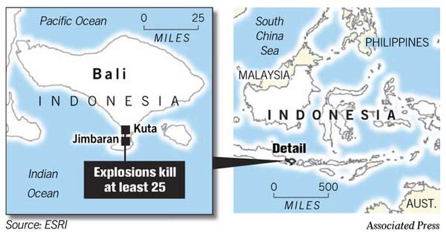(A1) Explosions kill at least 25