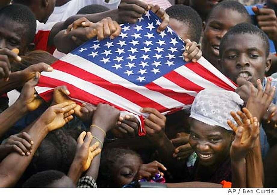 7/9/2003 | B/W | 5star | 22p8x2.5inch | A10 | A-Section | Warren, x6169 | FLAG Photo: BEN CURTIS
