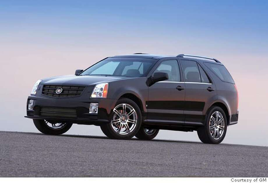 "The 2007 SRX Sport features body-colored front and rear fascias with a wire mesh backing, optoinal 20"" wheels and new 6-speed automatic transmission. X07CA_SR003 (United States)  Ran on: 12-30-2006  The 2007 SRX Sport features body-colored front and rear fascias with a wire mesh backing, optional 20-inch wheels and new six-speed automatic transmission.  Ran on: 12-30-2006 Ran on: 12-30-2006 Ran on: 12-30-2006 Ran on: 04-06-2007  The Cadillac SRX Ran on: 04-06-2007 Ran on: 04-06-2007 Ran on: 04-06-2007 Photo: GM"