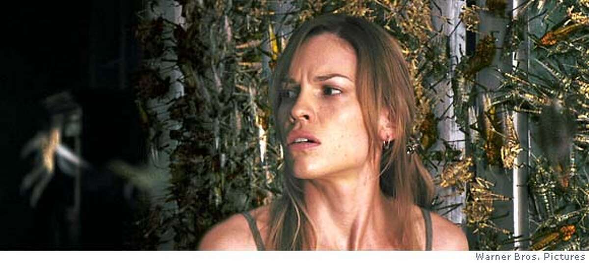 � This photo provided by Warner Bros. Pictures shows Hillary Swank as Katherine in