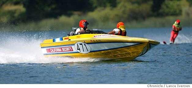 Water Ski Race