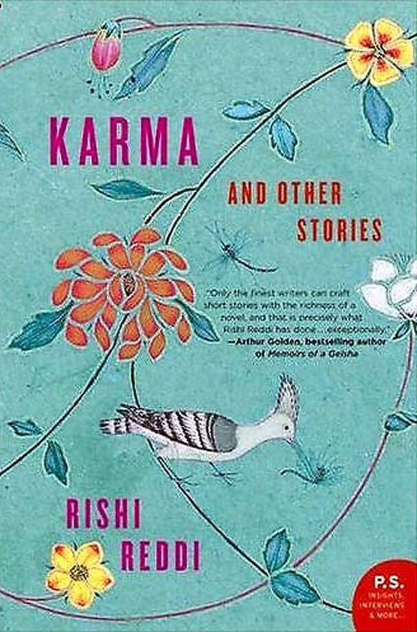 Karma and Other Stories (P.S.) (Paperback) by Rishi Reddi (Author) Photo: Ho
