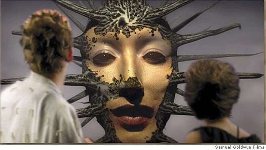 MIRRORMASK30 Gina McKee in Samuel Goldwyn Films' MirrorMask - 2005 Photo: Samuel Goldwyn Films