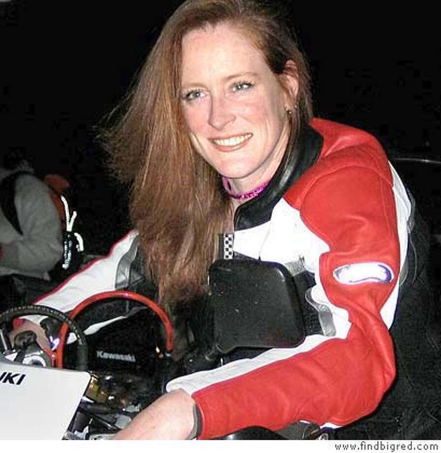 Melinda Moore, Santa Rosa motorcyclist missing since 9/19/05 Photo: Adam M. Wade