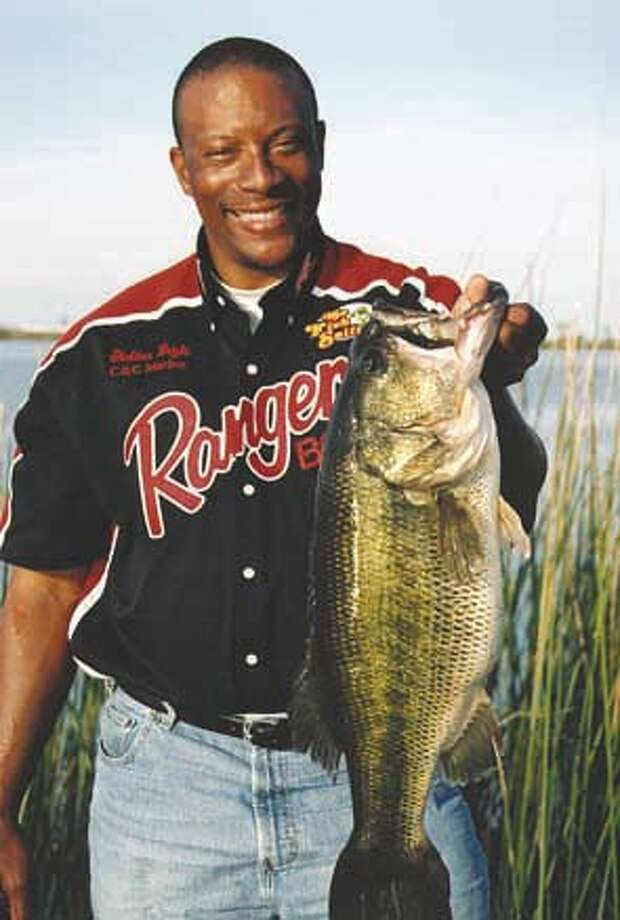 Sheldon Bright parlayed his passion for fishing and boating into a dream career. Photo courtesy of Jason Trascher