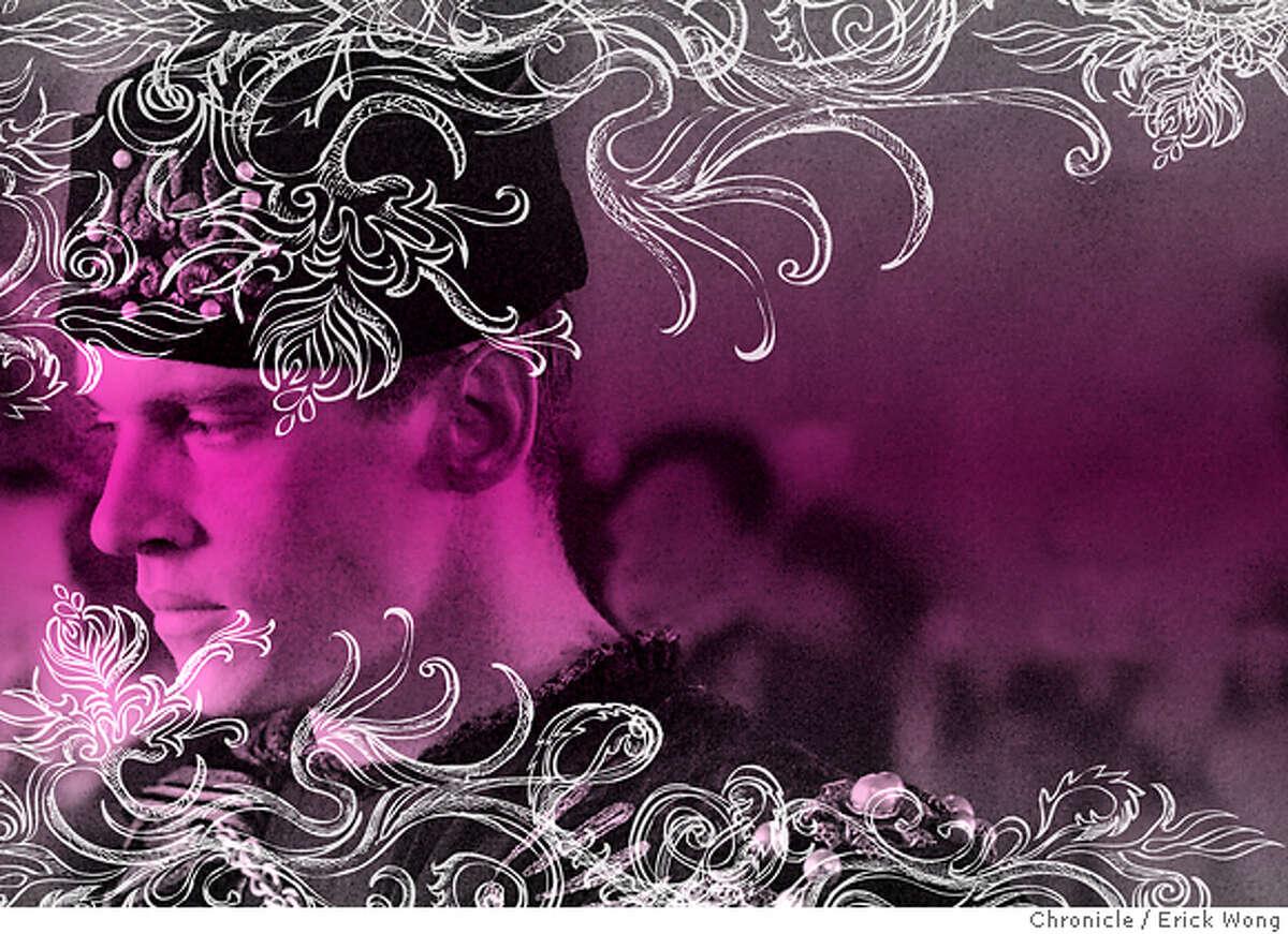 Photo illustration: Erick Wong / The Chronicle Photo: Jonathan Hession/�Showtime Jonathan Rhys Meyers as Henry VIII (The Tudors - episode 3) - Photo: Jonathan Hession/Showtime - Photo ID: tudors-103_0629_187 Datebook#Datebook#Chronicle#03/30/2007#ALL#Advance#Datebook_front#0496769180