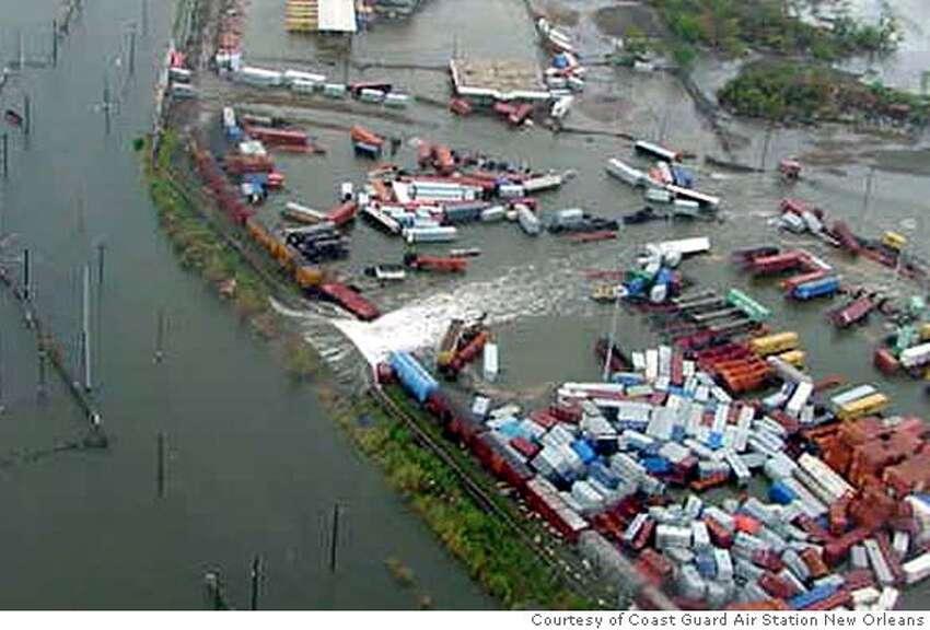 Honda Of Lake Charles >> RITA LASHES GULF COAST -- 'SAY A PRAYER FOR TEXAS ...