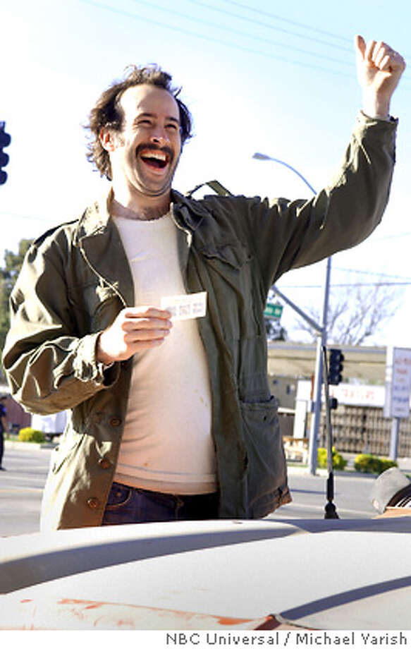 "GOODMAN20 MY NAME IS EARL -- NBC Series -- ""Pilot"" -- Pictured: Jason Lee as Earl -- NBC Universal Photo: Michael Yarish NBC Media Photo: Michael Yarish"