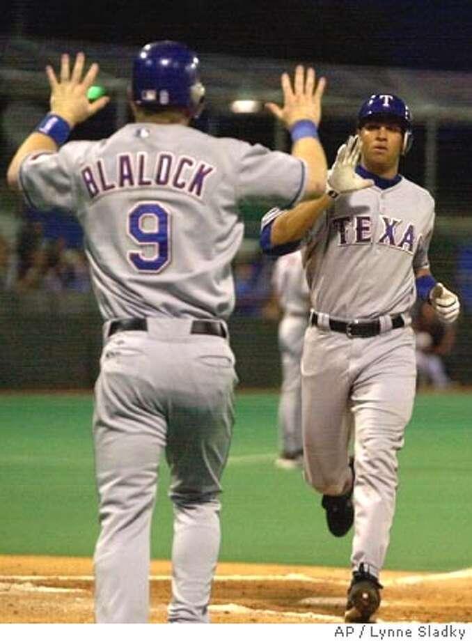6/21/2003 | B/W | 2star | 44p x full | b4 | Sports | 8861 | blalock Photo: LYNNE SLADKY