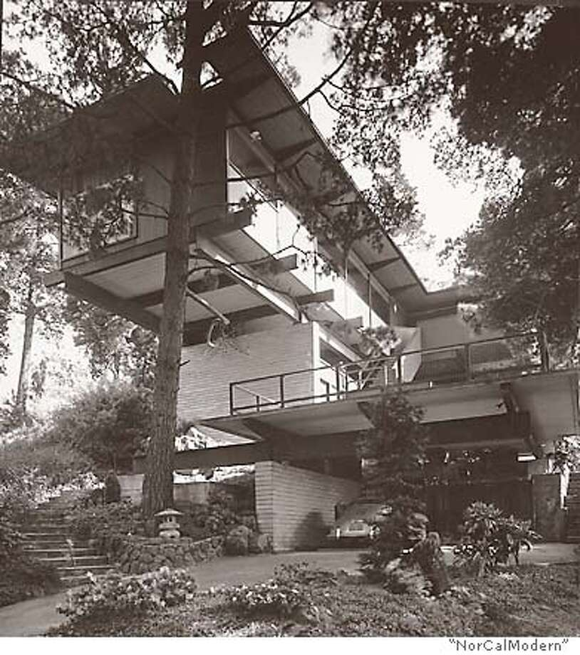 Dave Brubeck House, Oakland, 1954, by architect Beverley Thorne, page 156. Credit: From Nor Cal Modern Photo: From Nor Cal Modern