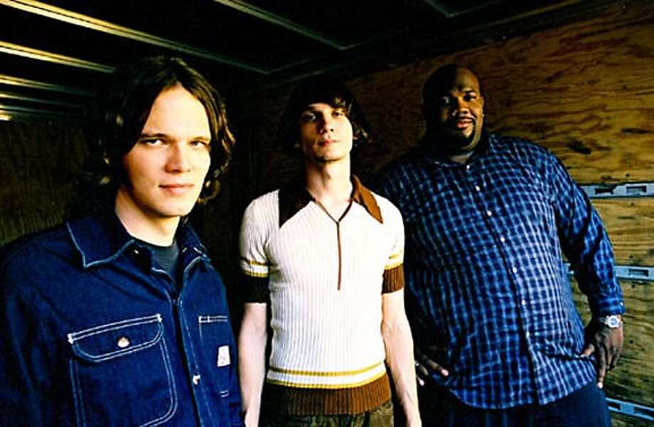 North Mississippi Allstars for Blues Festival  Web photo Photo: Jeff Fasano
