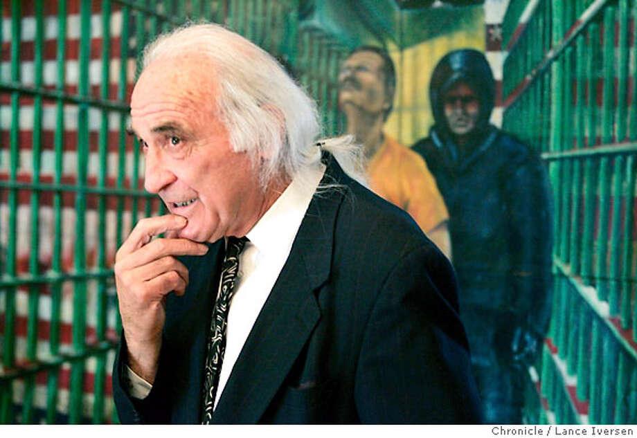 SAN FRANCISCO / Lawyer slams prison wages / Tony Serra files