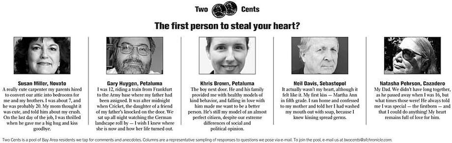 Two Cents: The first person to steal your heart?