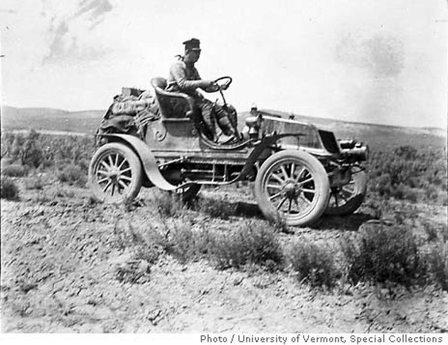 Long before the interstates, there was a Winton / Indiana auto ...