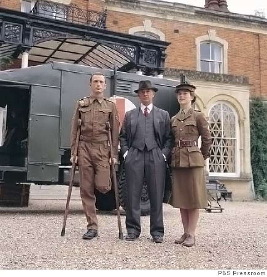 'Foyle's War' Returns To Probe Mysteries Of Wartime