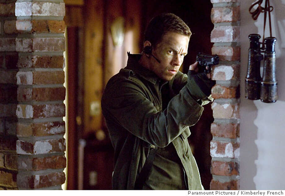 S-08539 Photo by: Kimberley French  Former Marine sniper Bob Lee Swagger (MARK WAHLBERG) returns from a self-imposed exile to uncover a plot within the U.S. Government in Paramount Pictures� thriller �Shooter.� Paramount Pictures Presents a di Bonaventura Pictures Production of an Antoine Fuqua film, �Shooter,� starring Mark Wahlberg, Michael Pe�a, Danny Glover, Kate Mara, Elias Koteas, Rhona Mitra, Rade Sherbedgia, and Ned Beatty. Directed by Antoine Fuqua from a screenplay by Jonathan Lemkin, based upon the novel �Point of Impact� by Stephen Hunter, the film�s Producers are Lorenzo di Bonaventura and Ric Kidney. Executive Producers are Erik Howsam and Mark Johnson. This film is Rated �R� for strong graphic violence and some language. � 2007 Paramount Pictures. All Rights Reserved. Photo: � 2007 Paramount Pictures
