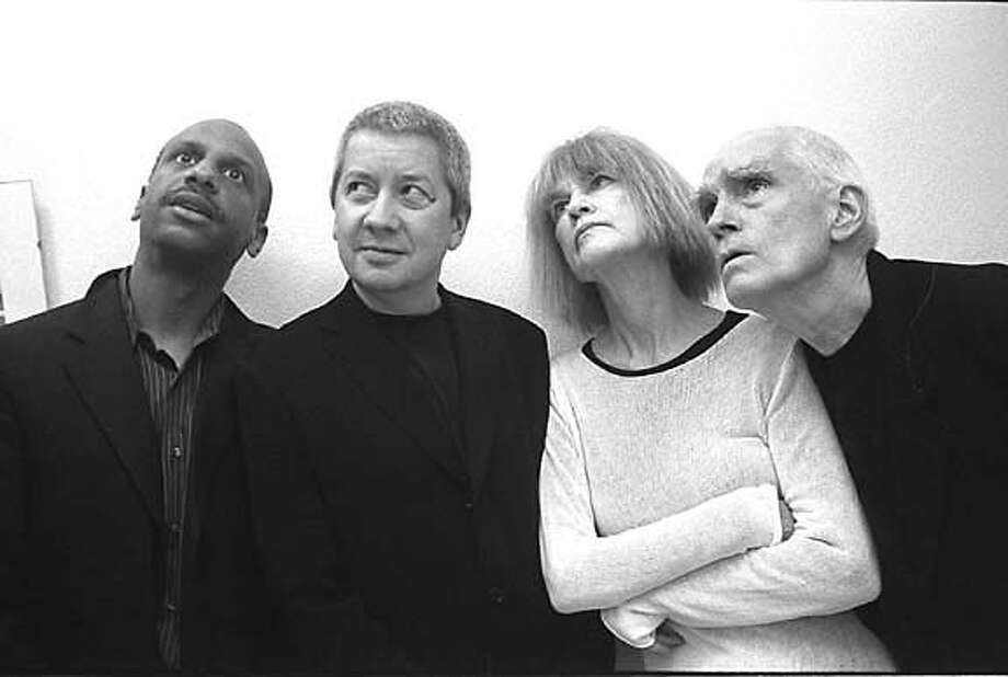 Lost Chord left to right: Billy Drummond, Andy Sheppard, Carla Bley, Steve Swallow photographer: Christian Ducasse Photo: Christian Ducasse