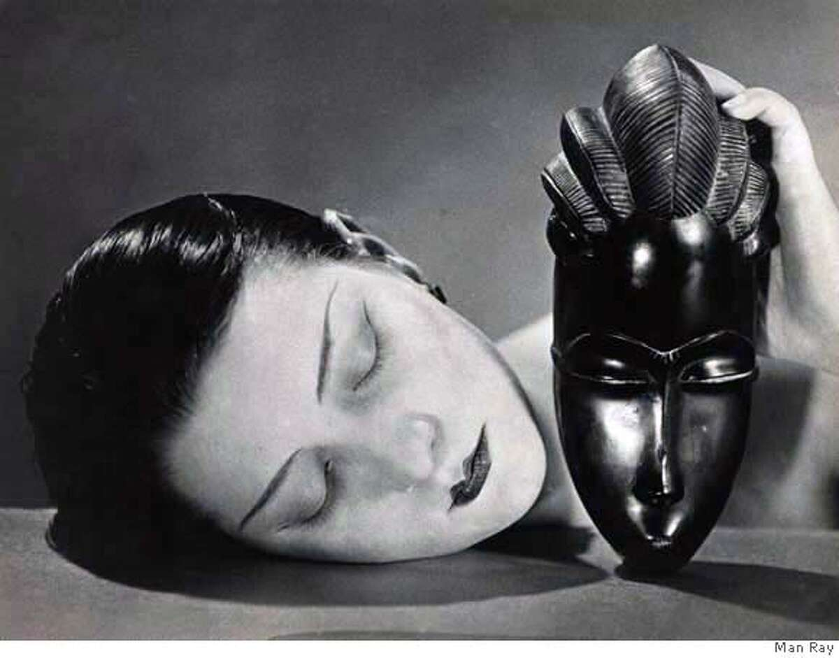 Photographs from the Private Collection of Margaret W. Weston Sale Date: 25-26 April 2007 Man Ray 1890-1976 'noire et blanche' 6 7/8 by 9 in. (17.5 by 22.8 cm.) $200,000 - $300,000
