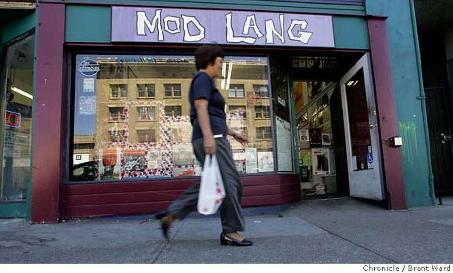 Once located at University Avenue in Berkeley, Mod Lang relocated northward to El Cerrito. Despite the scenery change, Mod Lang's quality and reputation as a go-to vinyl place for British and European rock records still holds true among its loyal customers. (6328 Fairmount Avenue, El Cerrito. http://www.modlang.com/) Photo: Brant Ward